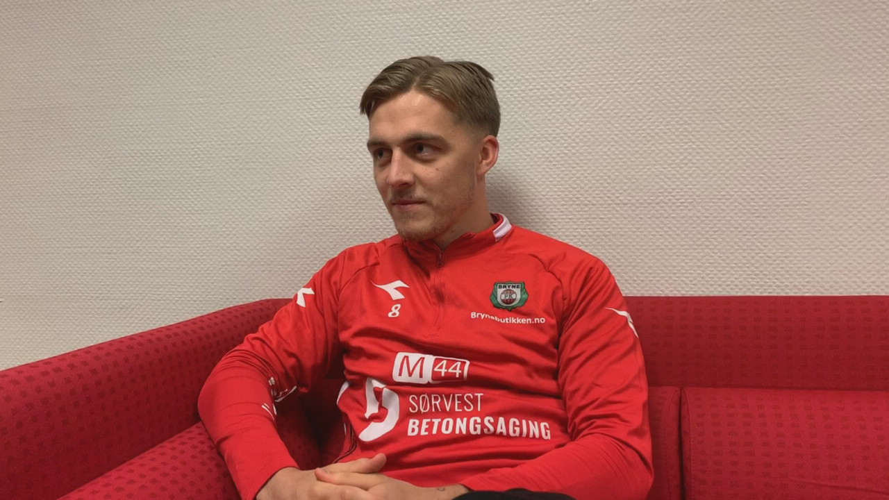 Intervju Jeggo jan 20